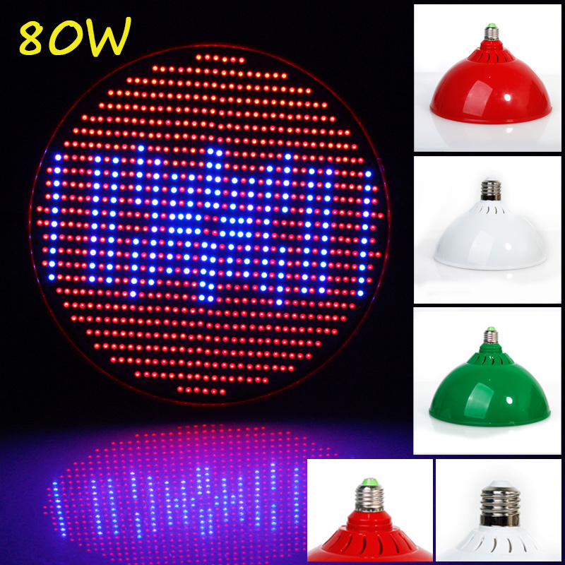 E27/E40 15W/40W/50W/80W SMD3528 AC85~265V Red+Blue LED Grow Light Garden Lamps LED Hydroponics Lamps For Flowers and Plants<br><br>Aliexpress