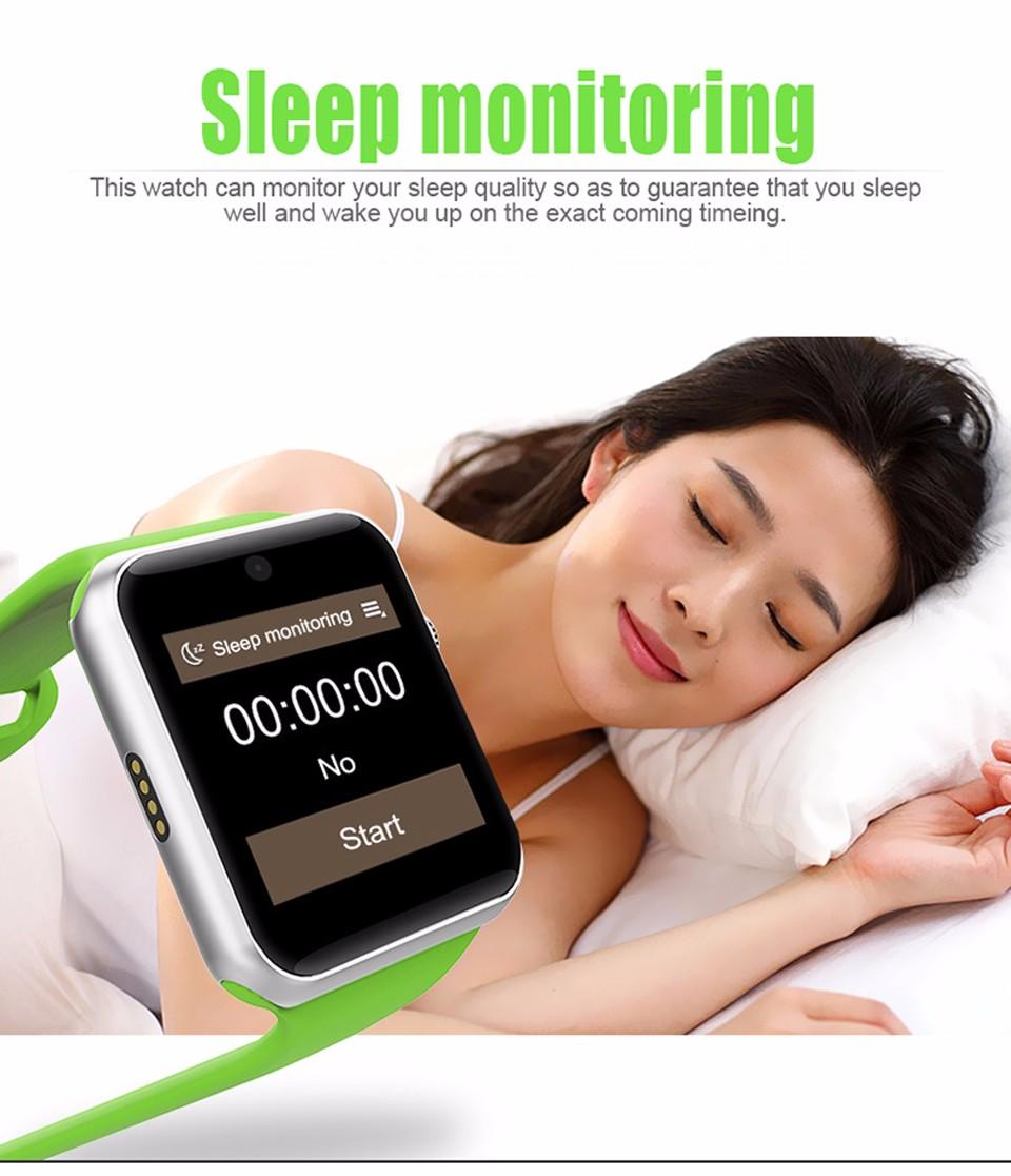 SHAOLIN Bluetooth Smart Watch 11 SmartWatch for apple iPhone IOS Android Smartphones looks like apple watch Reloj Inteligente-19