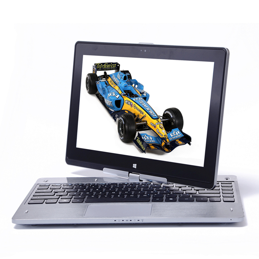 4G RAM+128G SSD Fast Run Windows 8 system 11.6 inch Rotating and Touching HD Screen 2 in 1 Orignial laptop computer notebook(China (Mainland))