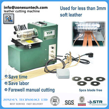 V01 leather cutting machine slitting machine, leather slitter, shoe bags straight paper cutter, Vegetable tanned leather slicer(China (Mainland))