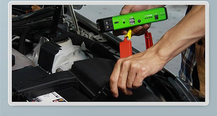 Купить 2016 Горячая 12 В Автомобильное Зарядное Устройство Для Бензин Дизельный Двигатель Мобильного Аварийного многофункциональный Автомобиль Перейти Начинающих 52000 мАч Power Bank