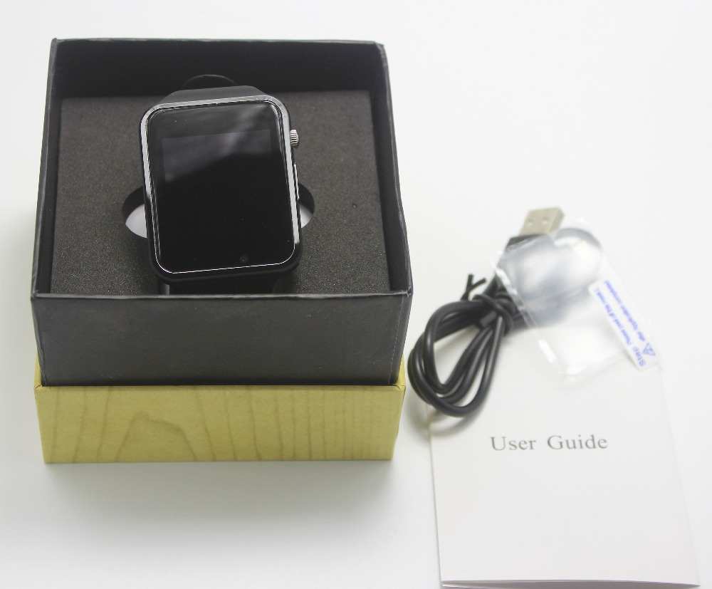 Bluetooth smart watch W8 WristWatch MTK6261D sport Pedometer sim card Smartwatch for Android Smartphone