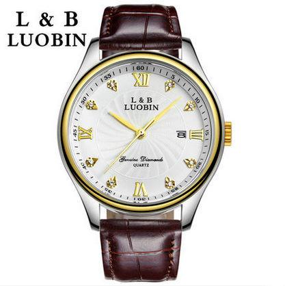 Casual Brand Calendar PU Leather Wristband Round Alloy Waterproof Quartz Eletronic Clock Men Fashion Wrist Watch Customize LOGO<br><br>Aliexpress