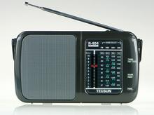 TECSUN R-404 High Sensitivity FM Radio MW/SW Radio Portable Receiver With Built-In Speaker Excellent Sound performance