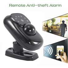 Real-time Remote Monitor Infrared Camera Anti-theft Alarm System F-300 for Home Warehouse Office Security Detects Moving + Sound(China (Mainland))