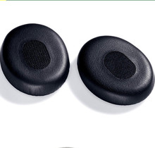 Artificial leather Soft foam Replacement Earpda Cushions Ear Pads For Audio-Technica Bose QC3 Headphones Ear Pads For Bose QC3