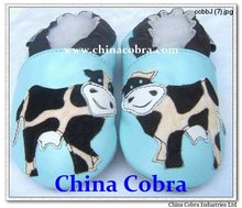 high quality  free shipping baby leather shoessize 0-6 years old(China (Mainland))