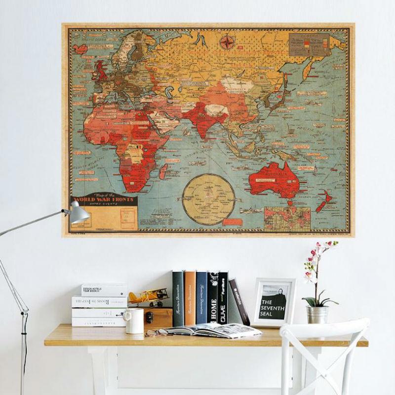 wohnzimmer poster vintage. Black Bedroom Furniture Sets. Home Design Ideas