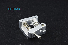 3D printer DIY MK8 extruder kit aluminum block head 3D printer parts single extrusion head nozzle