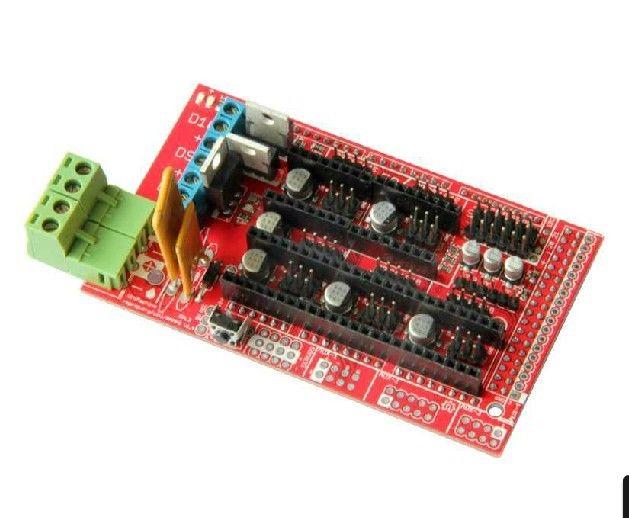 3D Printer Control Board Printer Control for RAMPS 1 4 Reprap Mendel Prusa