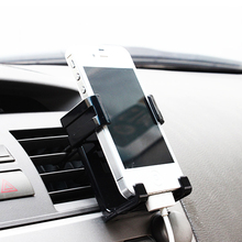 Universal Stand Car Holder for Iphone 5/6/6s/Plus/ HTC/ Samsung Car Air Vent Mount Holder GPS Accessories Stand for Mobile Phone