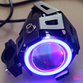 125W Motorcycle Headlight Motorbike 3000LM Upper Low Beam Flash Motos U5 U7 LED Waterproof Driving car