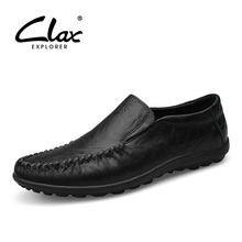 Men's leather shoes 2016 spring&summer moccasin male brand loafers casual designers shoe british comfort large size