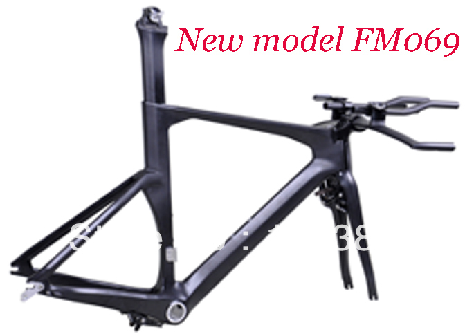 High quality monocoque carbon time trial frame FM069(China (Mainland))