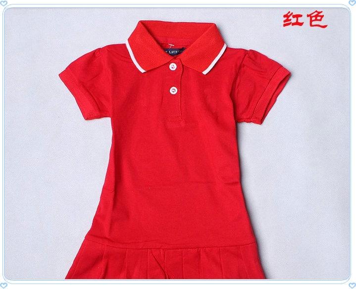 Children New Spring Summer 2013 Baby Infant Girls Brand Dress kids Princess tennis One-piece Dresses free shipping(China (Mainland))