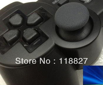 HOT New Blue packaging Wireless Bluetooth SixAxis Gamepad Controller For PS3  free shipping