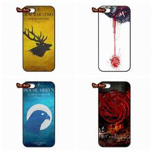 games Thrones White Wolf Phone Case Cover Blackberry Z10 Q10 HTC Desire 816 820 One X S M7 M8 Mini M9 A9 Plus - The End Cases store