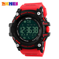 SKMEI 1227 Brand Men Digital Wristwatches Smart Watch Big Dial Fashion Outdoor Sport Watches EL Backlight