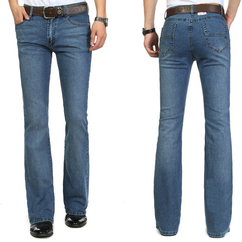 Popular Mens Jeans with Elasticated Bottoms-Buy Cheap Mens Jeans ...