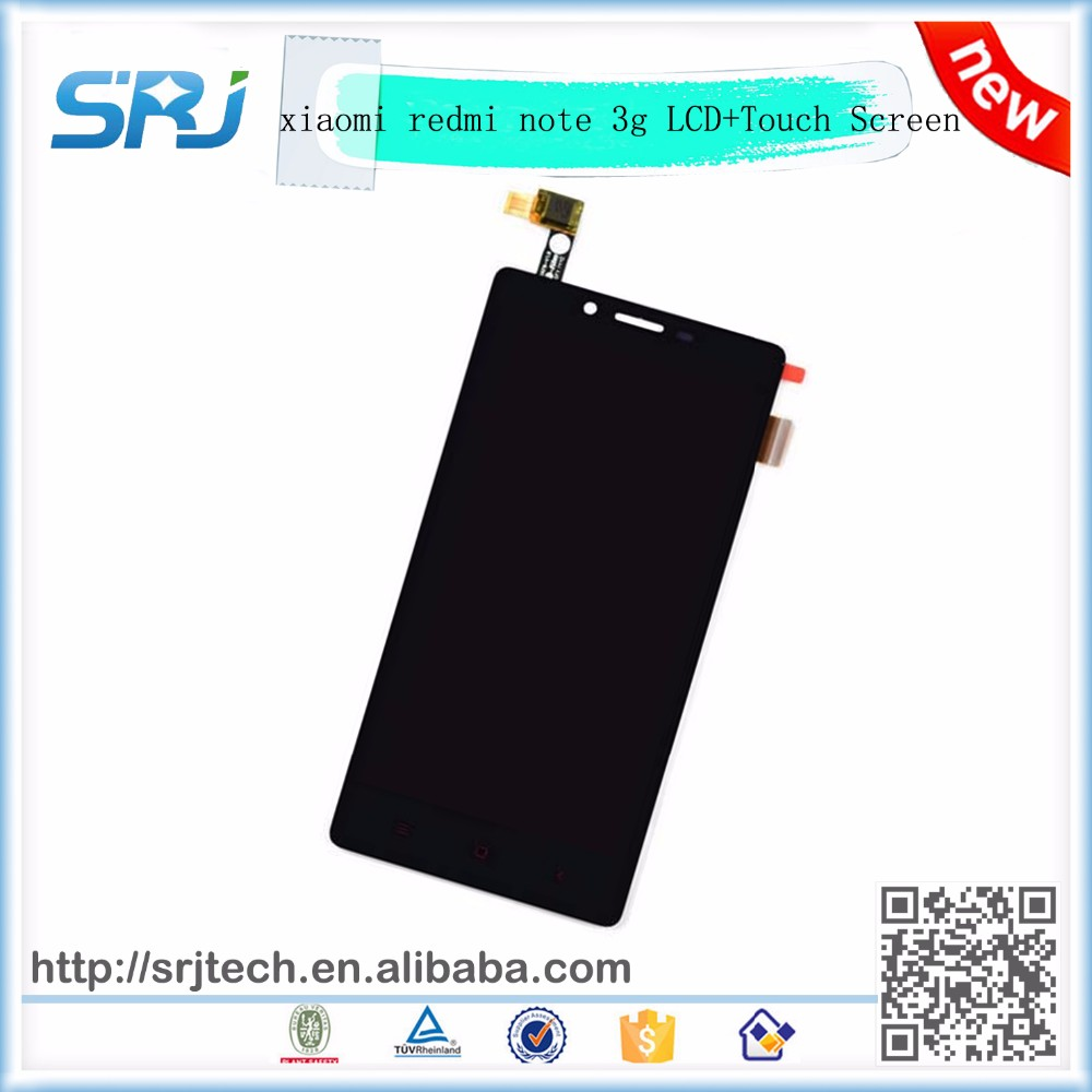 "High Quality 5.5"" for Xiaomi redmi note 3g Mobile Phone LCD Display+Touch Screen Replacement Parts Digitizer Assembly"