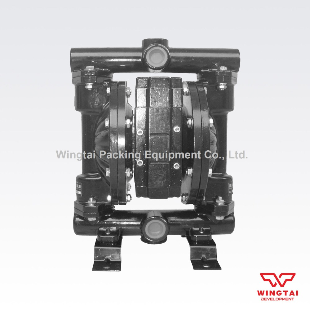 160L/Min Flow Rate High Pressure Double Way Pneumatic Ink Diaphragm Pump BML-25(China (Mainland))