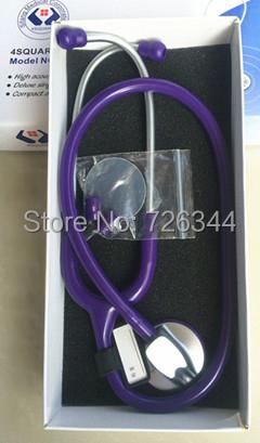 Тонометр Stethoscope EMT health care professional medical double headed stethoscope doctor use stethoscope