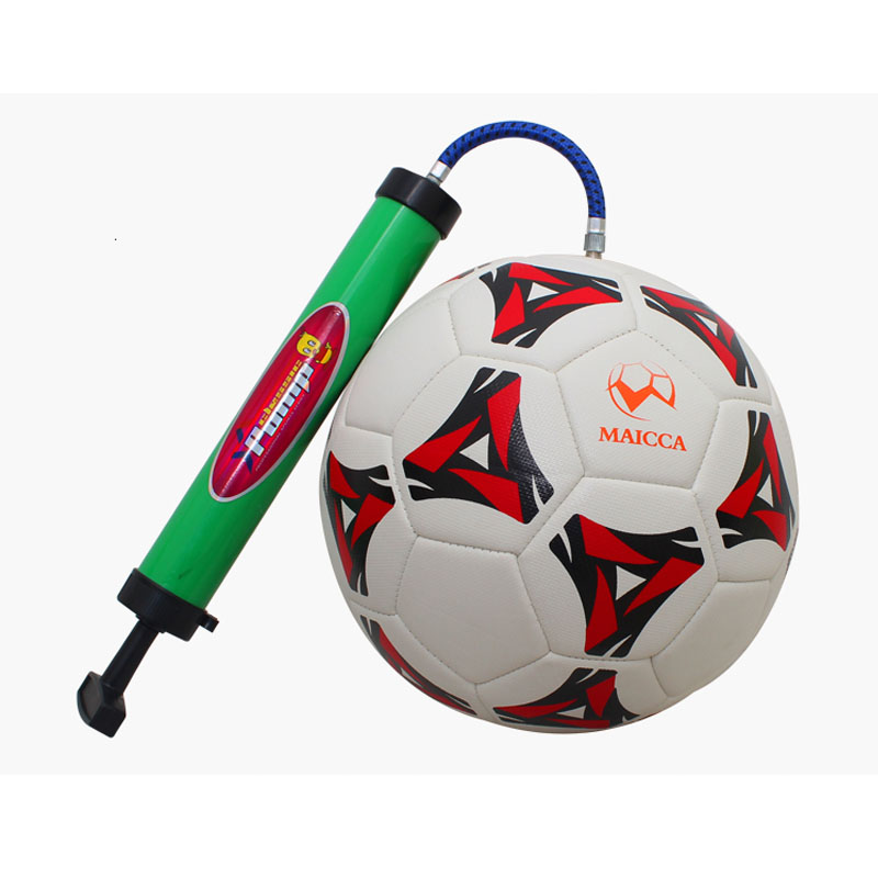 Football inflator air Soccer ball pump Basketball volleyball for gas all balls pumps(China (Mainland))