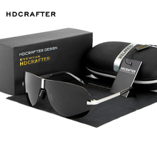 2016 Hot Selling Fashion Polarized Outdoor Driving Sunglasses for Men glasses Brand Designer with High Quality 4 Colors(China (Mainland))