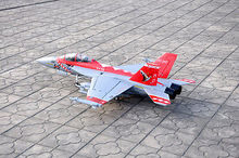 Buy SCALE SkyFlight LX EPS F18 Diamond Viper RTF Remote Controled RC Plane Model Twin Metal EDF Ready Fly RC Airplane Model Red for $724.49 in AliExpress store