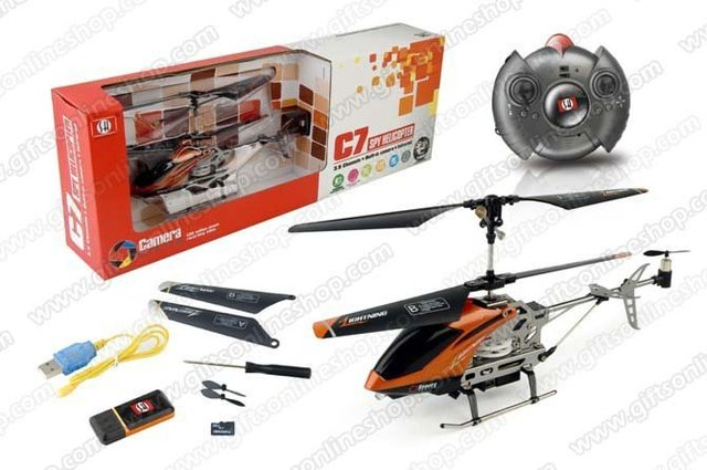 6030 3CH Radio Control Helicopter Gyro RC Helicopter With Camera