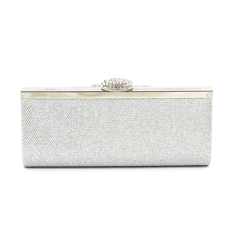 Fashion Women Gold Evening Bags Small Crystal Women Hasp Party Clutch Purse 2016 Popular Hard Frame Parties Bags(China (Mainland))