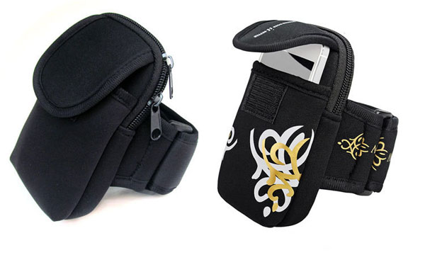 sporting bicycling running climbing Mobile Arm Band Bag for mobile phone MP3 MP4 keys money(China (Mainland))
