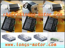 Buy 3Axis Nema 34 Stepper Motor 880OZ-In & 1232oz-in & stepper motor driver DM860A Control CNC Mill for $380.00 in AliExpress store