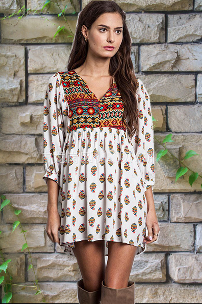 Hippie chic clothes online