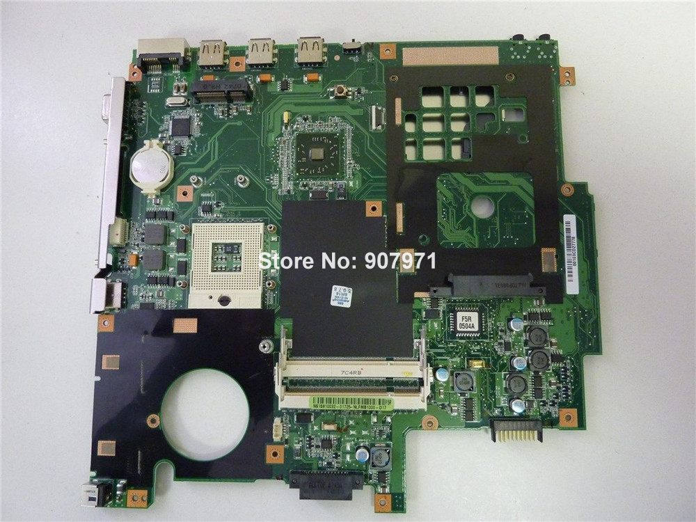 Laptop Motherboard For Asus X50R X50RL Mainboard Fully Tested To Work Well<br><br>Aliexpress