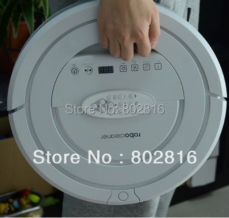 Free shipping High Suction Power ,Top 5 in1 Multifunctional Mini Robot Vacuum Cleaner,nontouch chargebase,patent Sonic wall ,UV(China (Mainland))