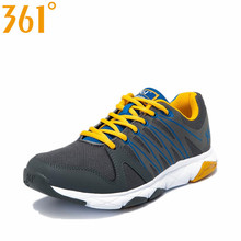 361 Men's Autumn Outdoor Sports Running&Training Sneakers Damping Breathable Lace-Up Athletic Shoes 571534404Q1W36