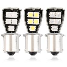 High Quality CANBUS Error Free 1156 BA15S 18 SMD 5050 LED Signal P21W Car Auto Tail Brake Stop Light Bulb Lamp DC12V