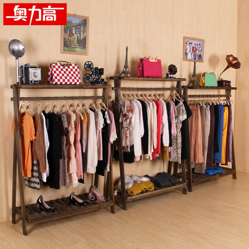 Austrian High Solid Wood Made Korean Women S Clothing