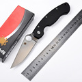 Hot selling G10 handle CPM S30V blade 58HRC folding knife outdoor camping survival tool gift Tactical