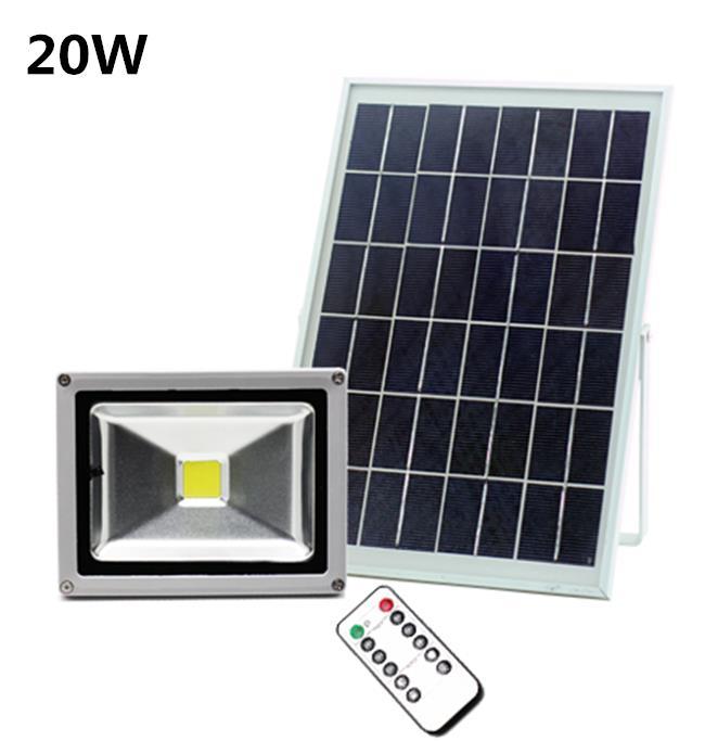 Solar garden Spot Light Outdoor Solar Flood Light with