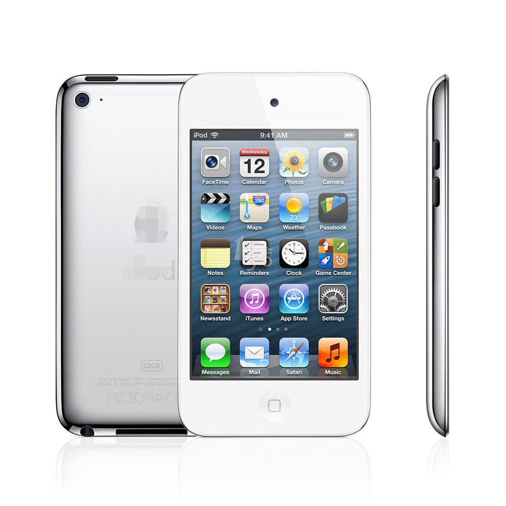 for Apple iPod Touch 4th Generation 16GB white and black Brand new original MP3(China (Mainland))