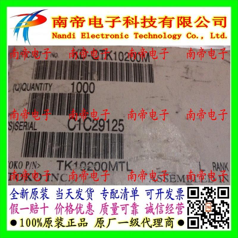 Free shipping 10pcs/lot TK10200MTL TOKO package SOP8L FLASH memory flash chips elevator control panel new original(China (Mainland))