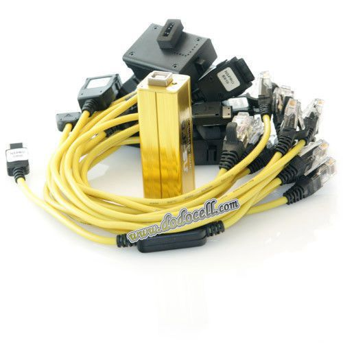 Original NS PRO BOX NSPRO BOX with 30pcs cable for Samsung Free ship by DHL(China (Mainland))