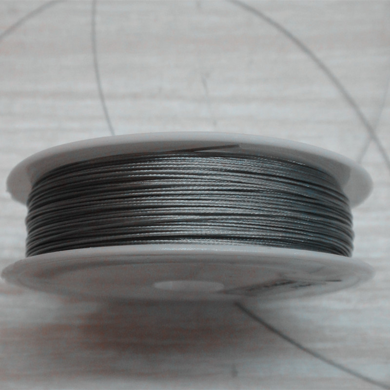 High Quality Fishing Lines Steel Wire Fishing Lines 0.35mm~1mm Super Strong Lure Fishing Lines OT111(China (Mainland))