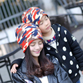 Parent Child Family Look Female Hats Fashion Turban Hood Piles Caps Pile Cap Scarf Sleeve Head