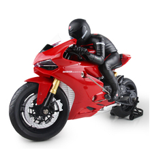 New Arrival XQ 1:6 Remote Control Motorcycle RC Motorbike RC Toys Boys Gift Ducati 1199 Panigale W/ Global License Fast Shipping(China (Mainland))