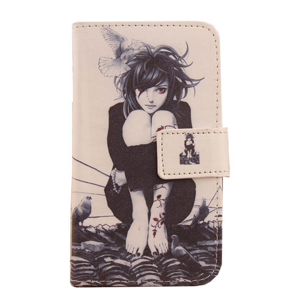 AIYINGE New Arrive PU Leather Cover Book Design Mobile Phone Case Blackview E7 E7s 5.5''R6 5.5''