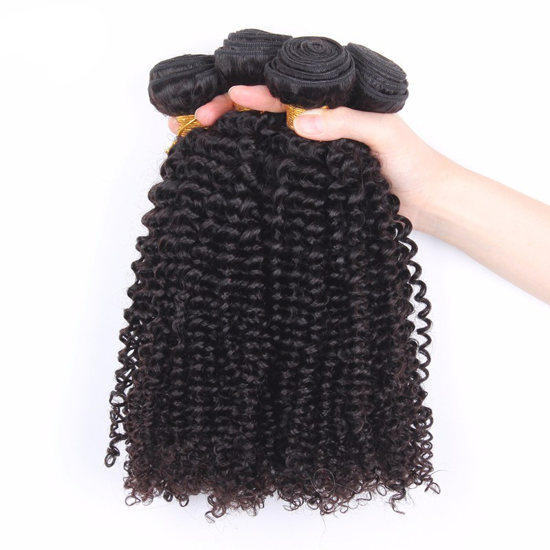 6A Bohemian Virgin Hair Kinky Curly 3 Pcs Unprocessed Human Hair Weaves Bohemian Kinky Curly Sunny Queen Hair Products