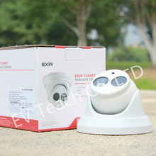 Free shipping IP camera,english version of DS-2CD2342WD-I, 4MP WDR EXIR Turret Network Camera(China (Mainland))